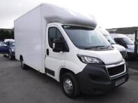 PEUGEOT BOXER HDI 335 L3 F-C LOW LOAD LUTON White Manual Diesel, 2015