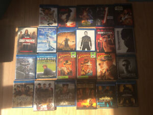 Selling Blu-ray & old Original Movies - low price