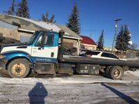 2006 international 21ft flatbed tow truck for sale