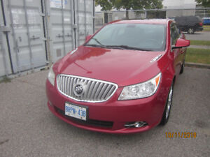 2012 Buick LaCrosse    Loaded,  Low Milage  , one owner,  Clean