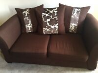 2 sitter bed settee and chair