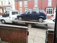 Recovery and car transporting service 24/7