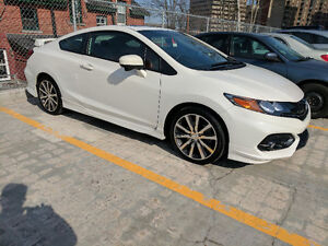 2015 Honda Civic Coupe Si (HFP model) - extended warranty!