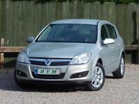 Vauxhall/Opel Astra 1.8i 16v ( 140ps ) 2007MY Elite