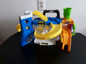 Little People batman toy