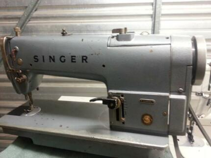 SINGER 366K106 INDUSTRIAL SEWING MACHINE Brisbane City Brisbane North West Preview