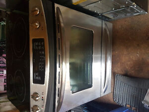 Stainless Stove