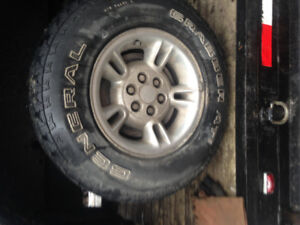 96-04 dodge Dakota parts
