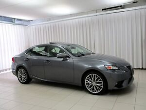 2015 Lexus IS 250 AWD SEDAN