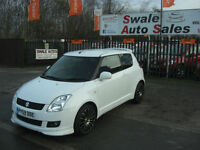 2009 SUZUKI SWIFT GLX 1.5L ONLY 19,067 MILES, FULL SERVICE HISTORY, 2 OWNERS
