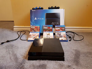 Selling Playstation 4! Excellent condition!