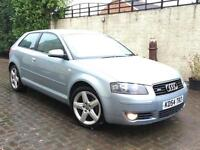 54 REG Audi A3 2.0TDI Sport. (LEATHER)