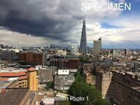 London Cityscape Prints from £3.99