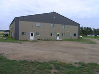 Commercial Building - near Plamondon and Hwy 63