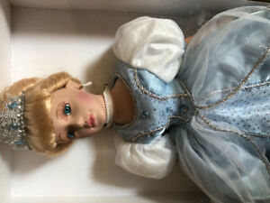 Porcelain doll never out of box