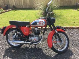 1964 BSA B40 350cc