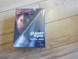 Planet of the Apes 5-Film Collection Blu-Ray