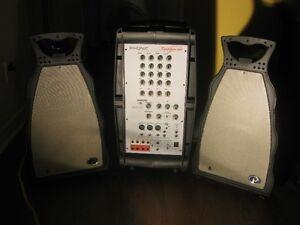 Console audio Phonic