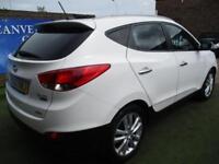 2012 Hyundai ix35 2.0 CRDi 16v Premium 4WD 5dr