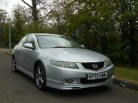 2005 Honda Accord 2.4 i-VTEC TYPE S 4dr SALOON Petrol Manual