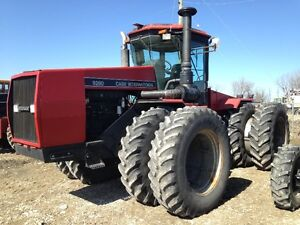 1991 Case IH 9280 4WD Tractor