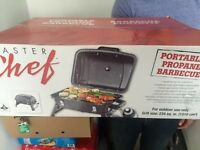 Brand new Masterchef portable bbq grill