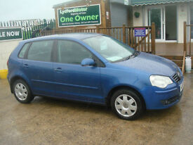 Volkswagen Polo 1.4TDI ( 70P ) 2006MY S CHEAP TAX