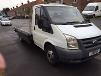 Ford Transit Recovery