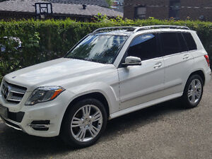 2014 Mercedes-Benz GLK-Class 250 bluetec 4matic SUV, Crossover
