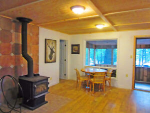 AFFORDABLE AND COZY 2 BEDROOM COTTAGE ON GARRISON LAKE FOR SALE