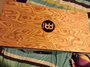 Meinl Cajon Slap-Top. Very little useage. Cambridge Kitchener Area image 3