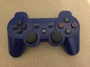 PS3 CECHZC2U Playstation3 Sixaxis Wireless Controller Blue