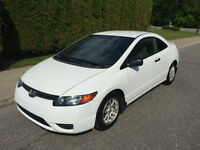 2008 Honda Civic Coupe (2 door) - GREAT CONDITION