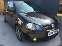 2007 (57) VOLKSWAGEN POLO 1.8 GTI 5DR