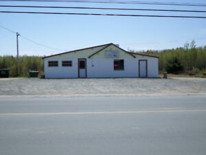 Commercial Building for Sale or Lease, Miramichi, NB