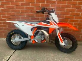 NEW KTM 50 SX MINI Automatic Kids Motocross Bike
