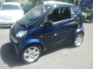 2006 SMART  A/C, GLASS TOP SNOW TIRES AUTOMATIC 1 YEAR WARRANTY