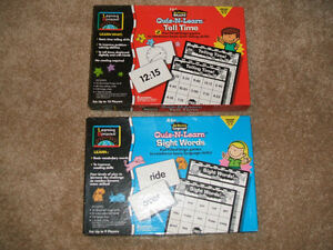 Quiz N Learn BINGO games (math/language) London Ontario image 1