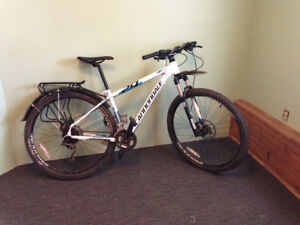 29' Mountain bike 2016 Cannondale Trail 3.
