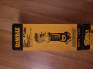 Dewalt 20volt cut out tool aka rotozip Brand NEW