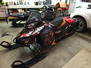 2014 skidoo summit 800 for sale