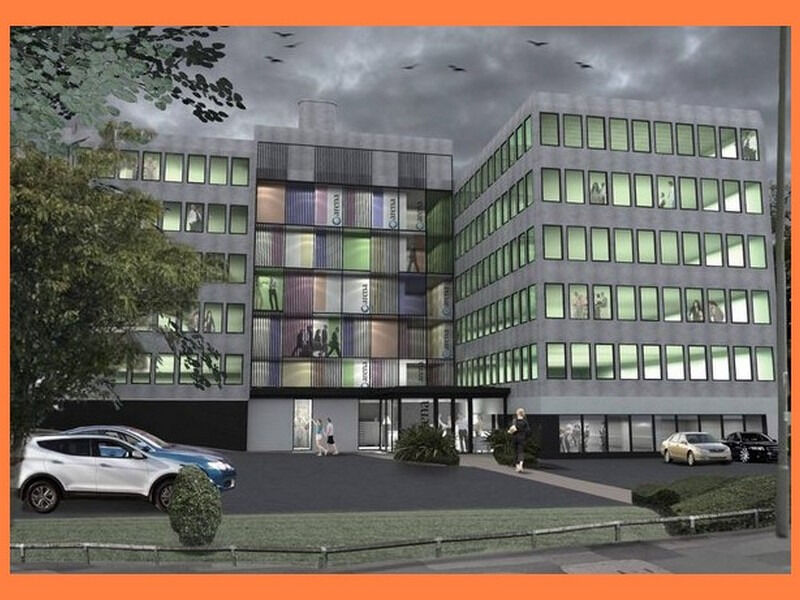 ( GU14 - Farnborough ) Serviced Offices to Let - £ 250