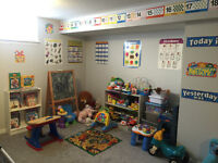 Professional Child Care in Barrhaven