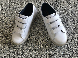 RALPH LAUREN POLO SPORT - white shoes - worn only once !
