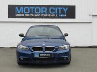 2010 BMW 3 SERIES 318D M SPORT BUSINESS EDITION SALOON DIESEL