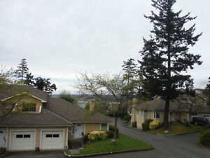 Large, Level Entry, Ocean View Town House for Sale in Victoria