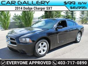 2014 Dodge Charger SXT $99B/W QUICK  EASY FINANCING-INSTANT APPR