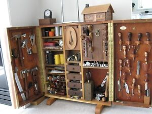 Wanted old vintage leather tools