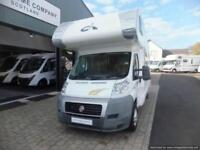 CI Carioca 706 Six berth motorhome for sale