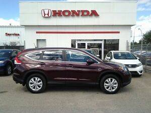 2014 Honda CR-V EX-L 4WD 5AT